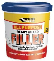 EVERBUILD RMFILL06  Filler Ready Mixed 600G